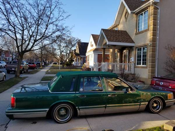 1994 Lincoln Town Car Lowrider For Sale In Floral Park Ny Offerup