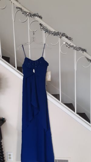 Royal blue formal wedding dress. Wedding evening dresses. for Sale in Huntington Beach, CA