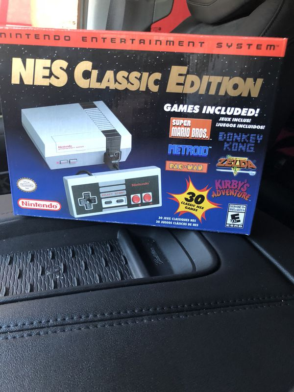 Nes Classic Edition Modded For Sale In Hemet Ca Offerup