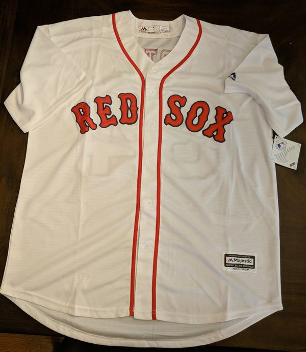 Brand New David Ortiz  34 Big Papi Boston Red Sox Stitched Button Down  Jersey for Sale in Fort Myers 28d274973