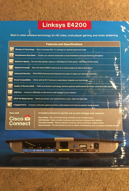 New and Used Linksys for Sale in Santee, CA - OfferUp