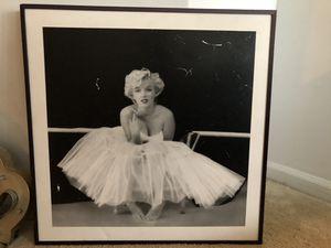 Marilyn Monroe portrait for Sale in Gaithersburg, MD
