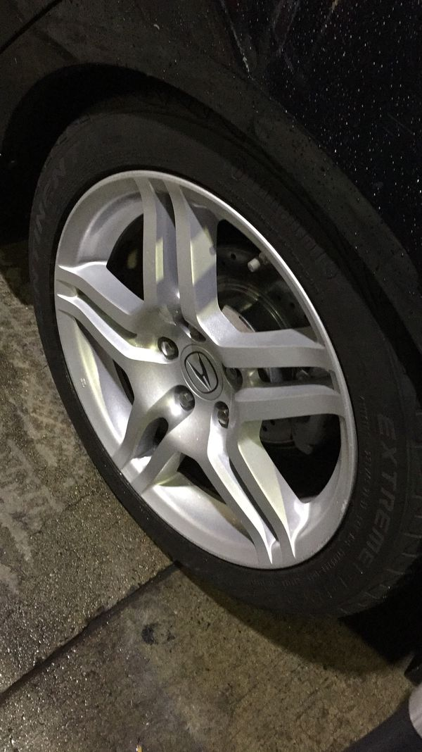 Acura Tl Wheels >> Acura Tl Wheels For Sale In Allentown Pa Offerup