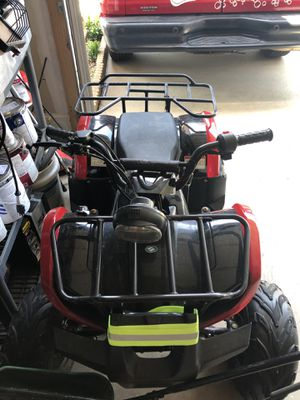 Photo 125 cc ATV 4 Wheeler