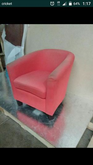 Red Chair for Sale in Phoenix, AZ