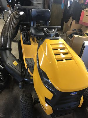 Cub cadet XT1 riding lawn mower for Sale in Tualatin, OR - OfferUp