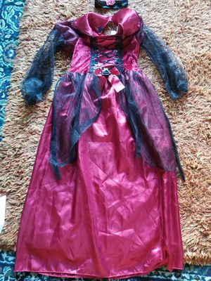 Vampire Girl Medium size (8-10) Halloween costume for Sale in San Francisco, CA