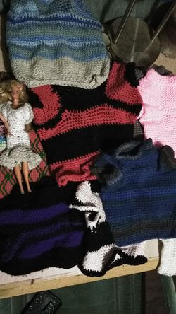 Crowshay beanies 5$ dog sweaters 10$ a piece Thumbnail