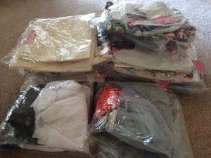 Lot of 35 brand new fall girls dresses for Sale in Alexandria, VA