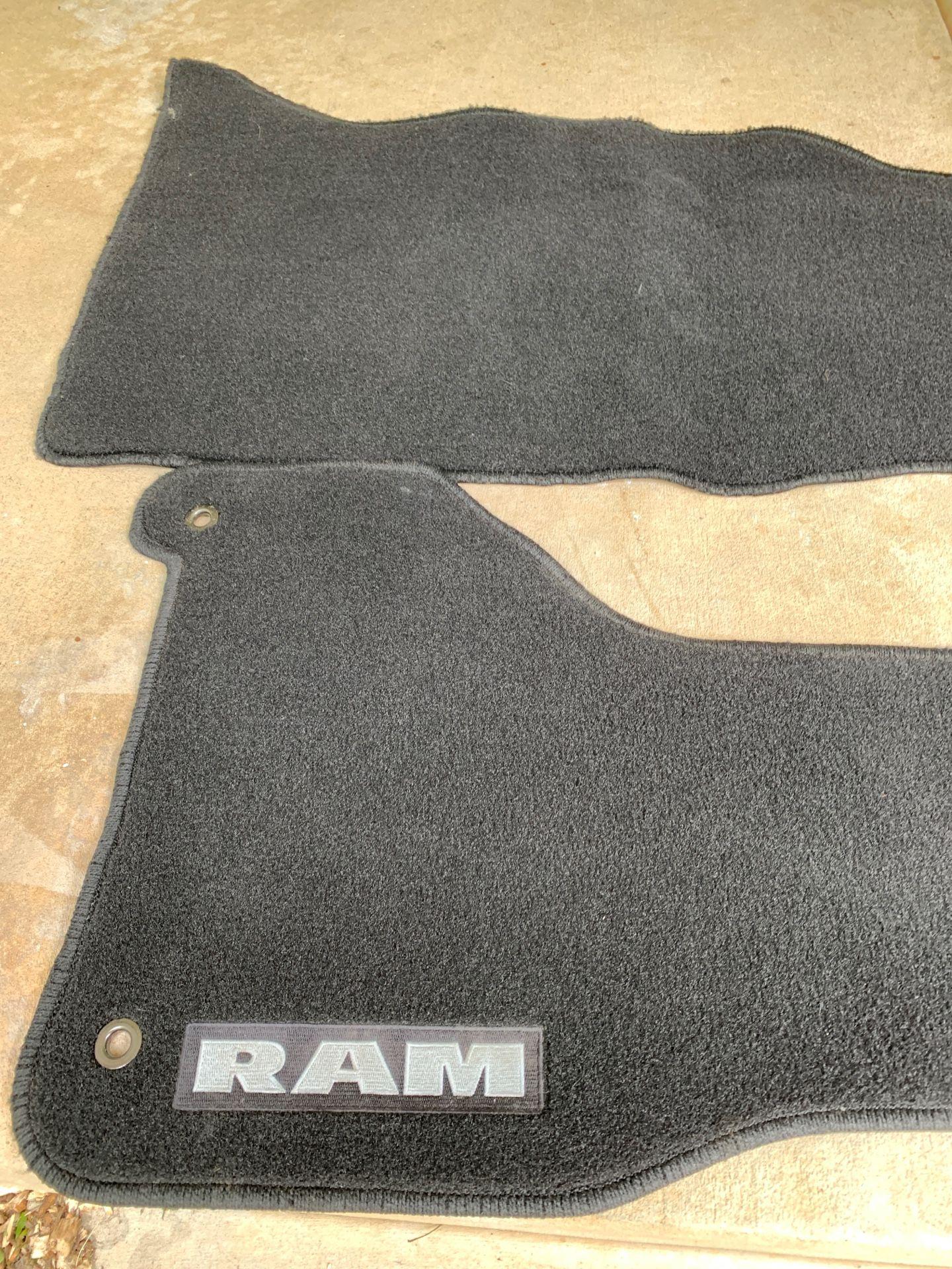 Brand new RAM 1500 floor mats