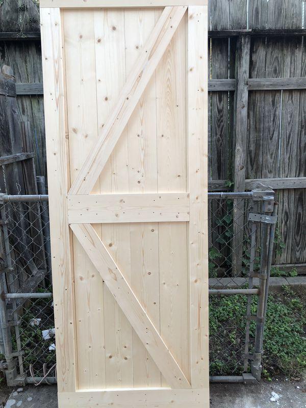 Barn Door for Sale in San Antonio, TX - OfferUp
