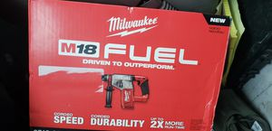 Milwaukee hammer rotary drill for Sale in Silver Spring, MD