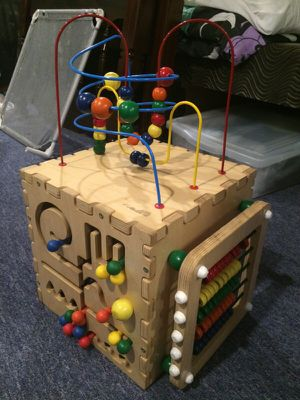 Multi toy box for kids for Sale in Queens, NY
