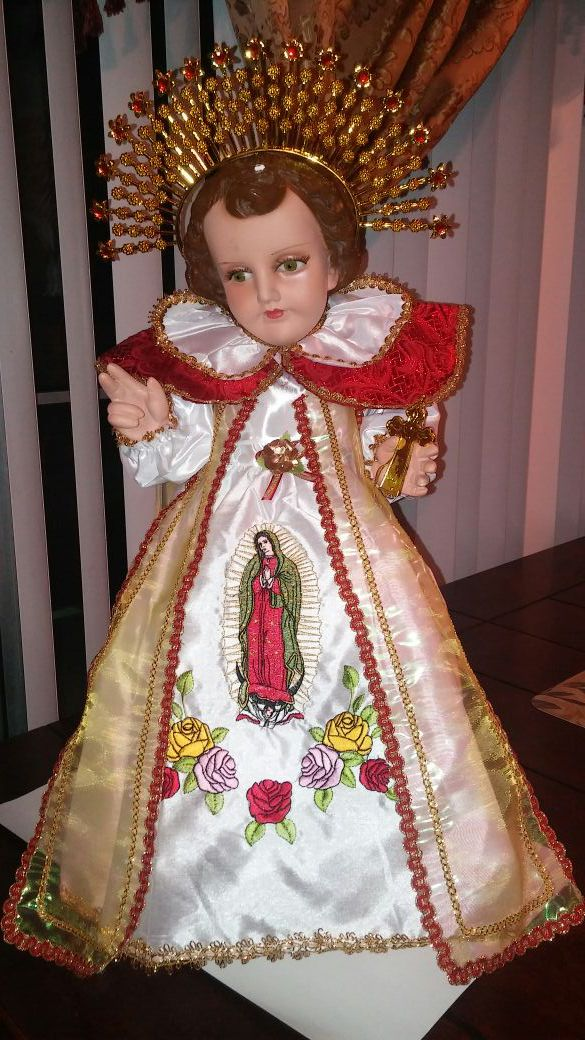 Vestido De Niño Dios Guadalupano For Sale In Dallas Tx