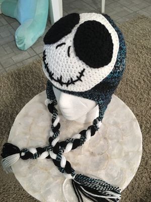 Crochet Sally Hat Inspired By Disneys Nightmare Before Christmas