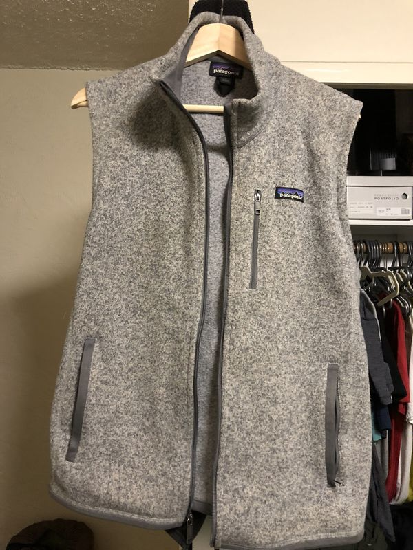 Patagonia Mens Better Sweater Fleece Vest Large For Sale In