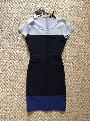 Authentic BCBG dress, xs, New with tags, unworn for Sale in Herndon, VA
