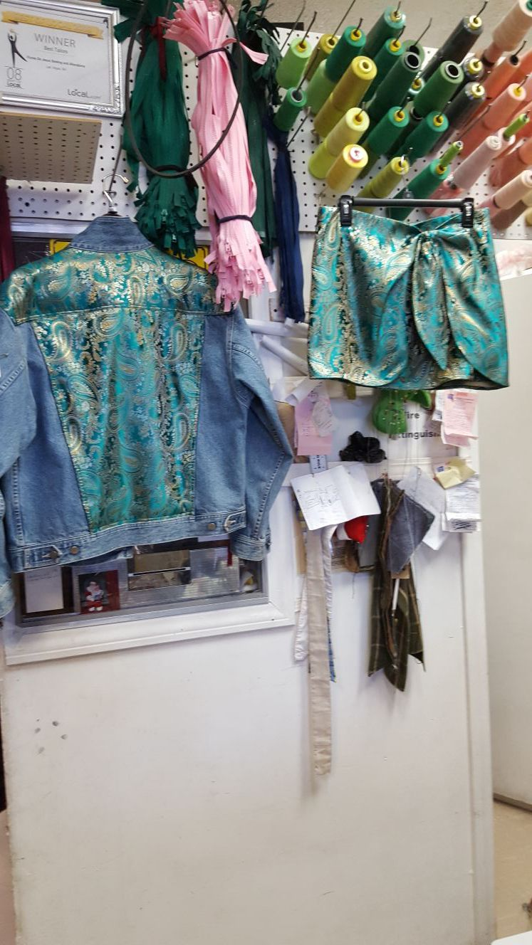 Sewing Services . for tailoring 1106 s. 10th st Las Vegas NV 89106