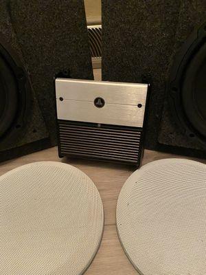 Photo JL Audio