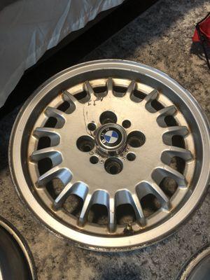 BMW OEM BBS Bottlecap Wheels for Sale in Washington, DC