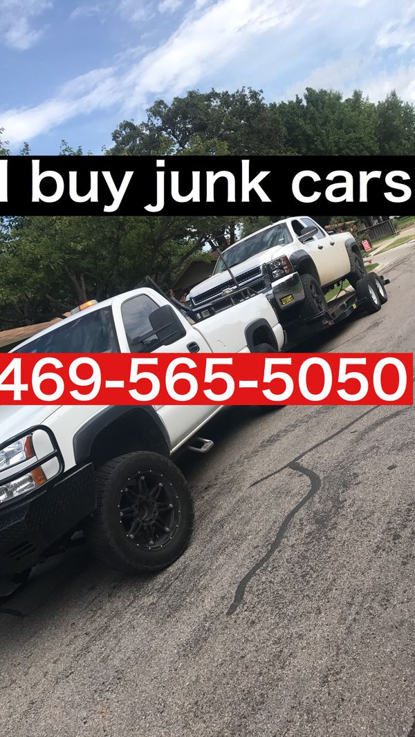 Junk Cars Wanted For Sale In Grand Prairie Tx Offerup