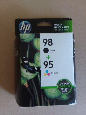 HP 95/98 Combo Pack Ink Cartridge for Sale in Silver Spring, MD