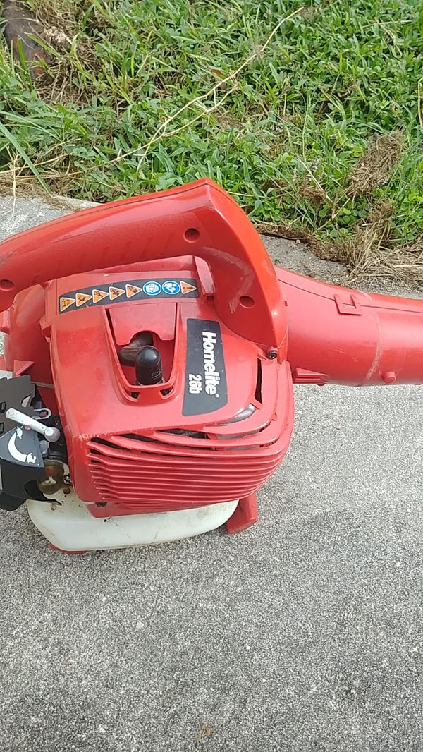 Homelite 26B blower for sale for Sale in Orlando, FL - OfferUp