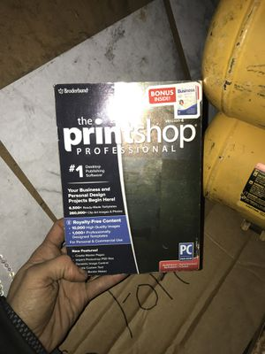 The print shop professional for Sale in San Francisco, CA