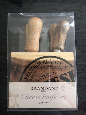 Brandani cheese knife set for Sale in Ashburn, VA