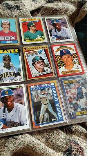 New And Used Baseball Cards For Sale In Reno Nv Offerup