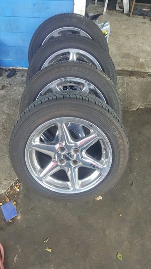 Borbet wheels 4×100 R16 for Sale in Nashville, TN
