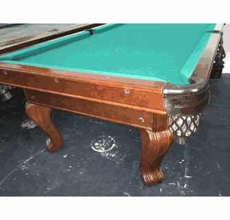 Brunswick Chateau Pool Table For Sale In Hialeah FL OfferUp - Brunswick chateau pool table