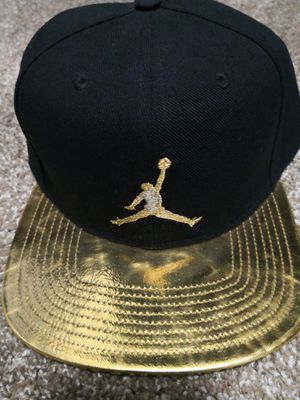 ec02d4283da Jordan Gold print Snapback hat for Sale in Phoenix