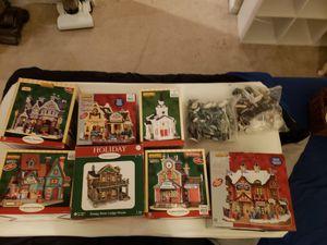 Christmas village for Sale in Oakton, VA
