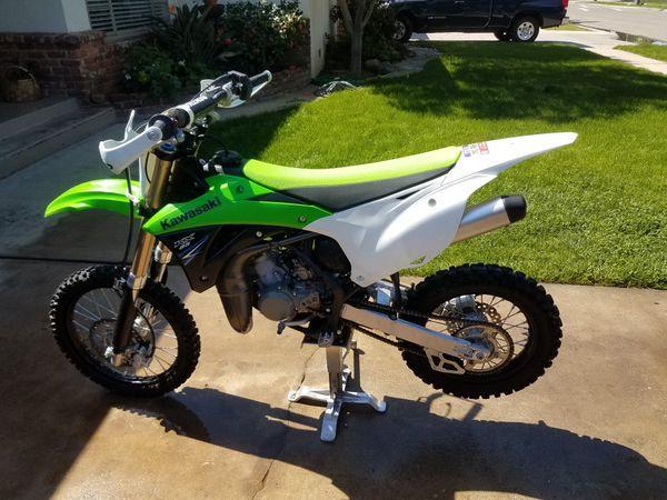 2014 Kx 85 Dirt Bike For Sale In Fresno Ca Offerup