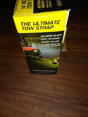 Smart Tow Strap For In Jacksonville Fl