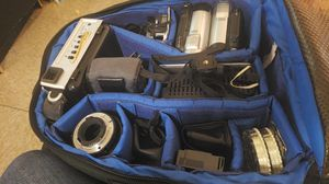 Camcorders with extra accessories for Sale in Washington, DC