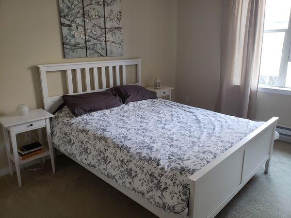 IKEA HEMNES BEDROOM SET For Sale In Cupertino CA OfferUp Stunning Ikea Hemnes Bedroom