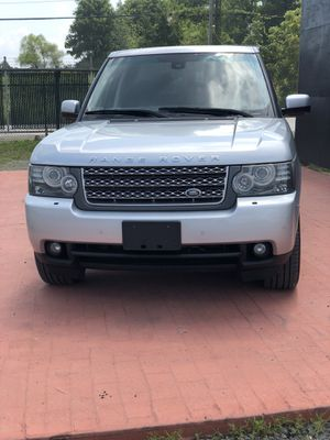 2010 Range Rover for Sale in Silver Spring, MD