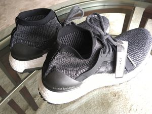 Adidas Ultra Boost X All Terrain Women's Running Shoe Size 8.5 Style:BlackBlack Utility Width Brand new never worn for Sale in Broadview Heights, OH