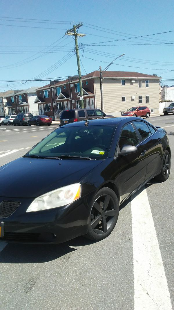 2006 Pontiac G6 Gtp 4dr Sedan Remote Start Fast Like Crazy Drives A Champ For In Brooklyn Ny Offerup