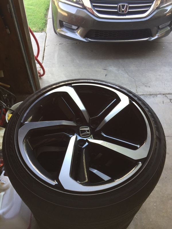 2020 honda accord sport wheels and tires for Sale in Miami ...