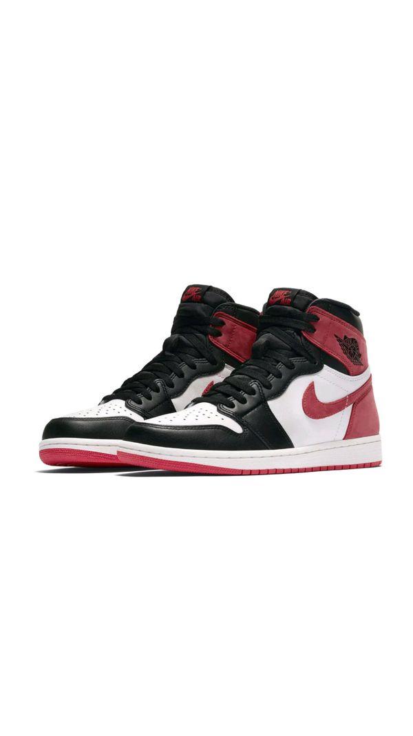 d26c9bcb0307 Nike Mens Air Jordan 1 Retro High OG 6 Rings Pack Track Red White AJ1  555088-112