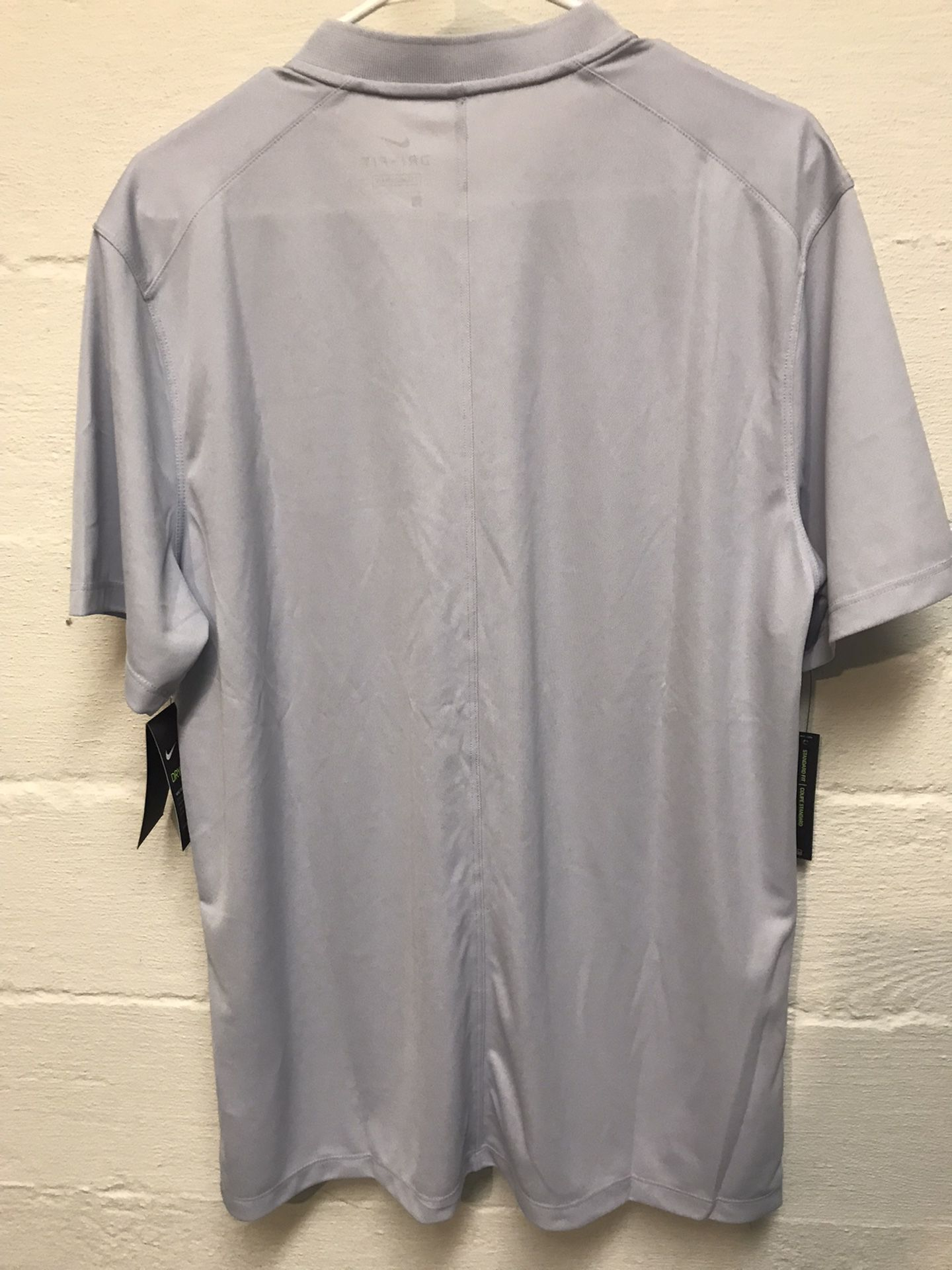 Nike Dry Victory Blade Golf Polo New Large