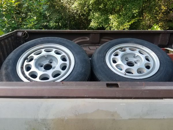 Fox Body Wheels >> 2 Fox Body Mustang Wheels 50 For Sale In Pickens Sc Offerup