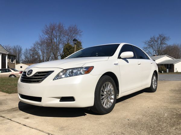 2007 Toyota Camry Hybrid 50th Anniversary Low Miles