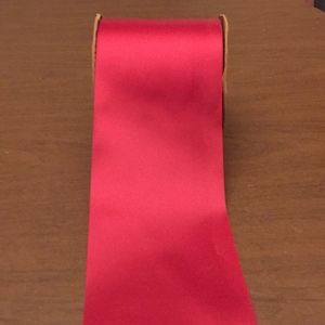 Red Acetate Ribbon for Sale in Centreville, VA