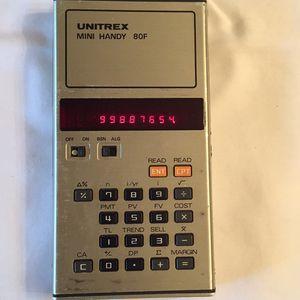 Vintage Calculator for Sale in Centreville, VA
