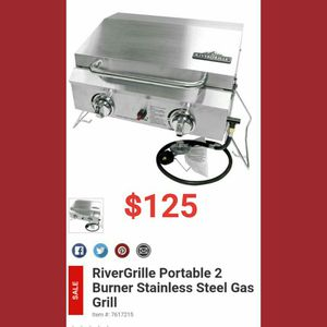 Tailgate /Portable Gas Grill for Sale in Concord, NC