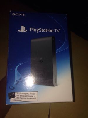 Playstation tv for Sale in Chantilly, VA